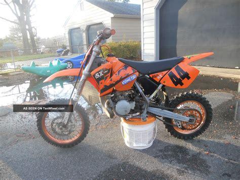 Ktm 65 Sx 2006 2006 Ktm 65 Sx