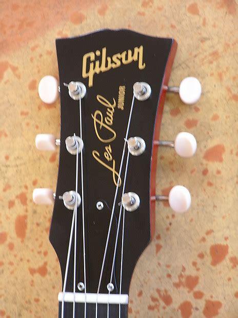 les paul jr double cut style kit guitar reverb