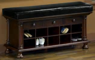 Shoe Storage Bench Entryway Forget About Pain To Store Shoes With Shoe Benches Shoe
