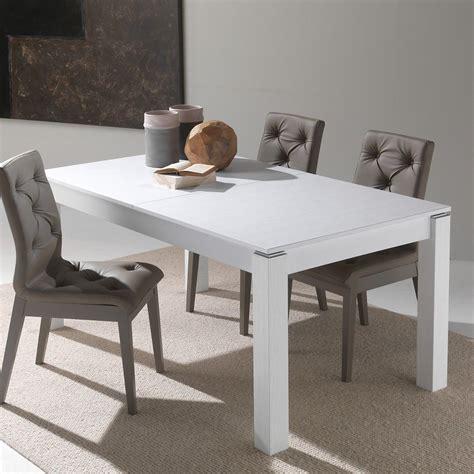 tavolo bianco cucina tavolo cucina allungabile stellan in legno bianco poro