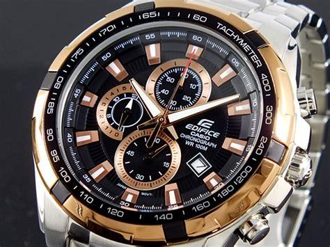 Casio Edifice Ef 539d 1a5 Original casio edifice chronograph 100m ef539d 1a5 ef 539d 1a5