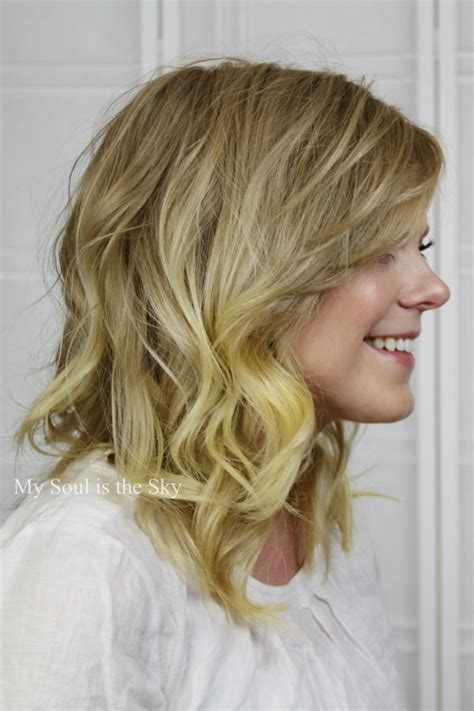 large curling iron with short hair flat iron curls archives missy sue