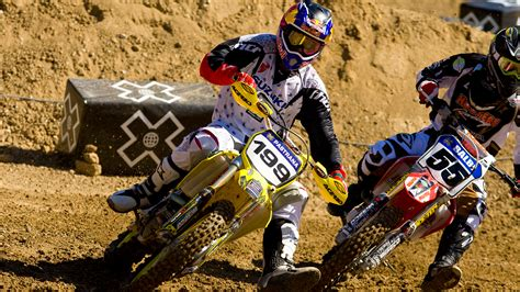 motocross racing for travis pastrana returns to motocross racing for bull