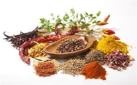 wallpaper bumbu dapur wallpaper spices saucer red pepper coriander curry