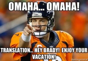 Peyton Manning Super Bowl Meme - nfl super bowl xlviii meme battle manning vs beastmode