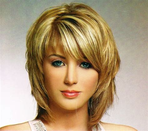 crazy shaggy chin length bob shag hairstyles for medium length hair shag chin length