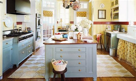 country cottage kitchen decor cabin decorating ideas for kitchens afreakatheart