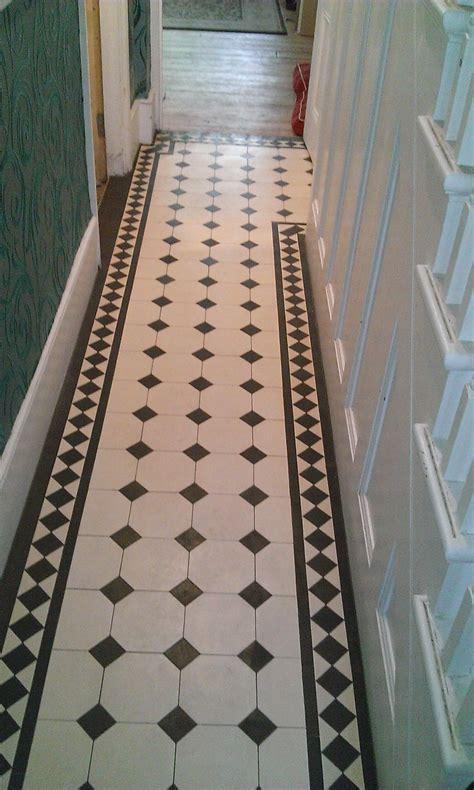 Victorian tiled hallways London ? Victorian tiling