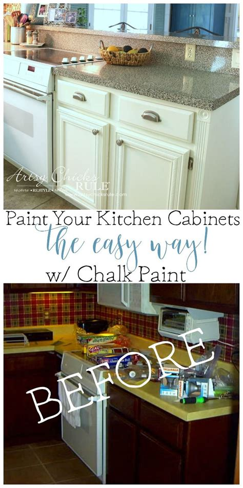 quick and easy kitchen makeover diy painted cabinets 203471 best bloggers best diy ideas images on pinterest
