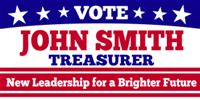 Custom Yard Lawn Signs Fast Affordable Signs Com Election Sign Template
