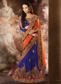 Posts related to latest bollywood designer lehenga saree design 2015