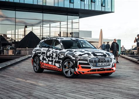 Erster Audi by Audi E Der Erste Elektrische Audi Autogef 252 Hl