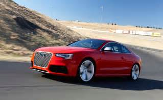 audi rs5 world of cars