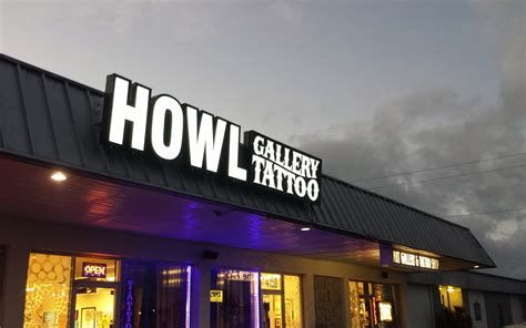 tattoo shops fort myers church of satan high priest to curate show at howl