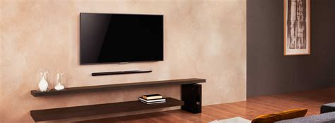 lade da parete sony sound bar