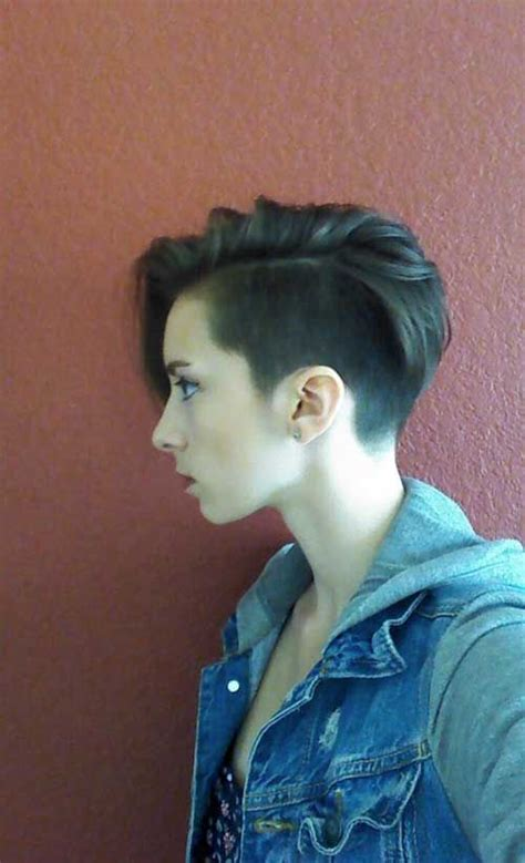 edgy haircuts dc 35 best hair images on pinterest pixie cuts short hair