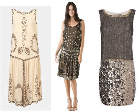 Inspired Fashion by Roaring 20s Style The 20s I Mode