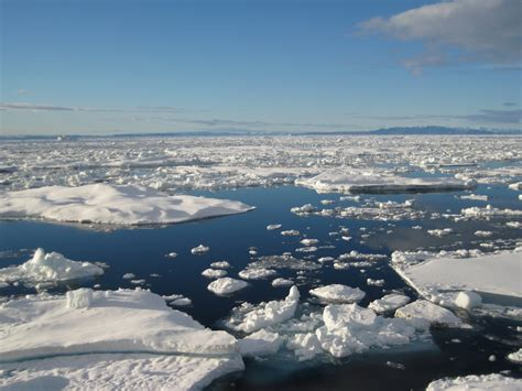 arctic sea it s official arctic sea shatters record low