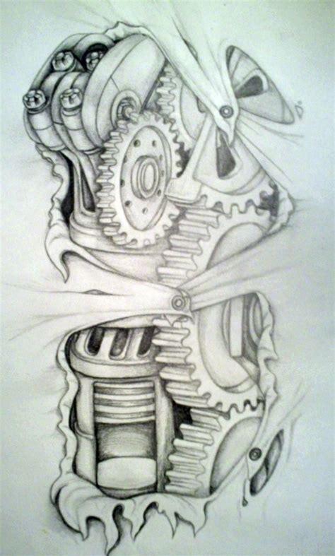 biomechanical tattoo vorlagen biomechanik tattoo vorlage ideen lieblingsoberarmtattoo