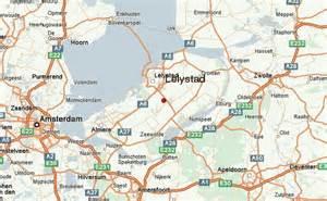 map lelystad netherlands lelystad location guide