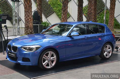 Bmw 1 Series Hatchback Price Malaysia by F20 1 Series Lci Autos Post
