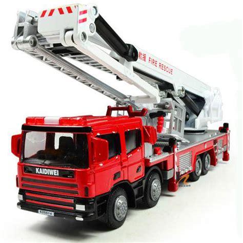 Diecast Alat Berat Construction Metal Power kdw 1 50 o scale diecast aerial truck construction