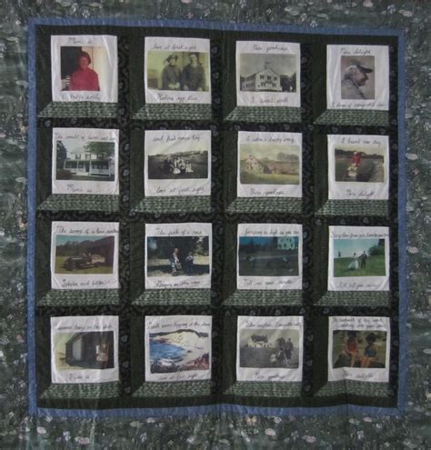 The Memory Quilt by Memory Quilts Allison Wilbur Quilts