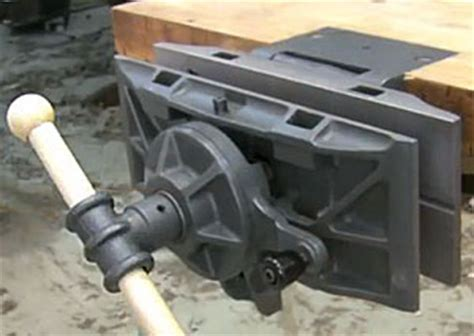 pattern makers woodworking vise