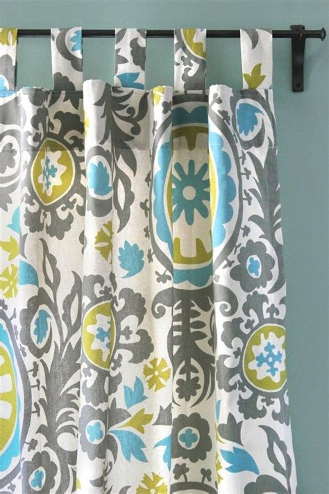 how to hang tab curtains 25 best tab top curtains ideas on pinterest tab