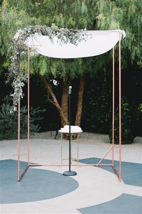 Japanese Trellis Chuppah Ideas Amp Styling For A Modern Jewish Wedding