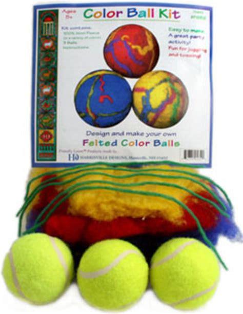 Harrisville Rug Loom Felted Ball Kit Harrisville Felting Kit Halcyon Yarn
