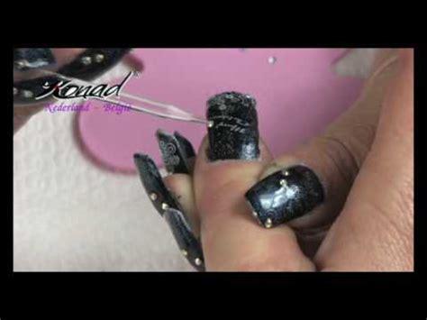 Voorbeelden Nagels Versieren by Konad Nederland Belgie Snel En Simpel Nagels Versieren