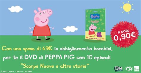 peppa pig 10 feliz 8448842650 dvd di peppa pig da prenatal scontomaggio