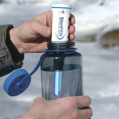 Steripen Classic Uv Light Water Purifier by Steripen Portable Uv 48 Second Water Purifier The