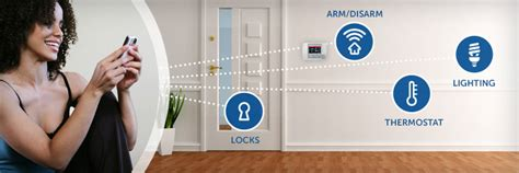 remote arm and disarm home security systems safety