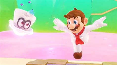 mario odyssey kingdom adventures vol 1 books gamescom 2017 mario odyssey introduces the luncheon