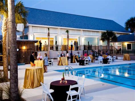 wedding hotels east dunes resort charleston area cvb