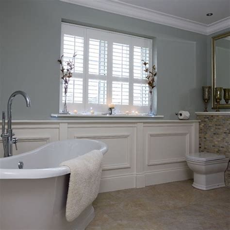 panelled bathroom ideas neoteric panelled bathroom ideas just another site