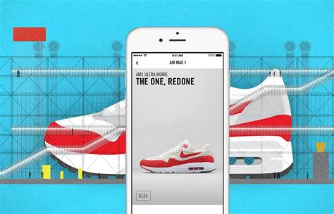 sneakers application nike application sole shape