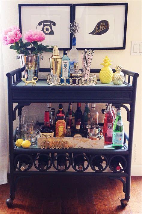 Fancy Bar Accessories Aug 25 Bar Cart Essentials Mini Bars Bar And Drinks