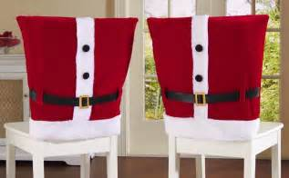 Holiday Chair Covers Christmas Holiday Chair Cover Pattern Home Designing