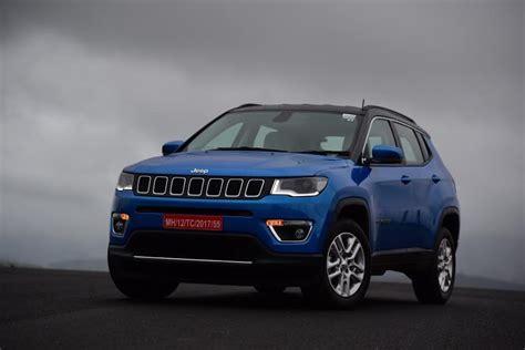 jeep compass all black jeep compass india specifications features colours price