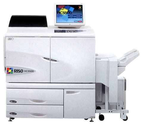 duplicator ink color ink for risograph print machines gr riso hc 5500 colored duplicating avesta s a r l