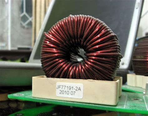 inductor design for inverter pwm inverter filter inductor