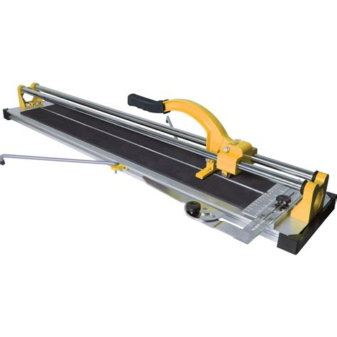 ceiling tile cutting tool qep 35 in rip and 24 in diagonal porcelain and ceramic