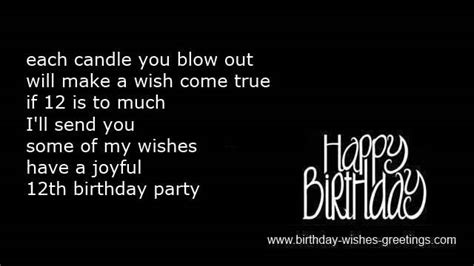 Happy 12th Birthday Quotes 12 Year Old Girl Birthday Party Ideas Quotes