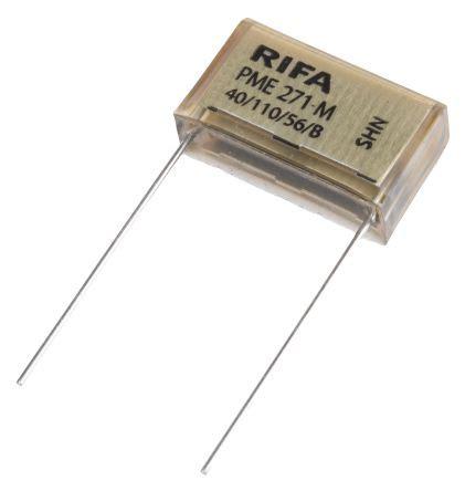 kemet capacitor weight pme271m610mr30 kemet paper capacitor 100nf 275v ac 177 20 tolerance pme271m through 110 176 c