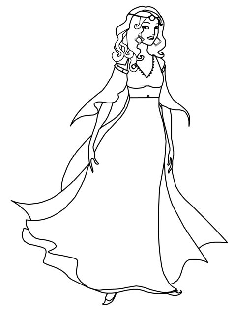 coloring pages of a girl cool coloring pages for girls coloring home