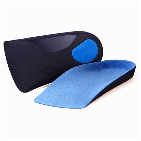 half insoles for high heels flat foot orthotics arch support half shoe pad