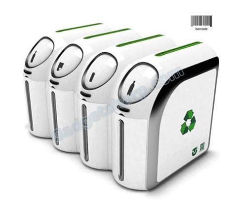 Tempat Sah Dimobil Car Trash Bin 7 high tech garbage bin designs gadget sharp